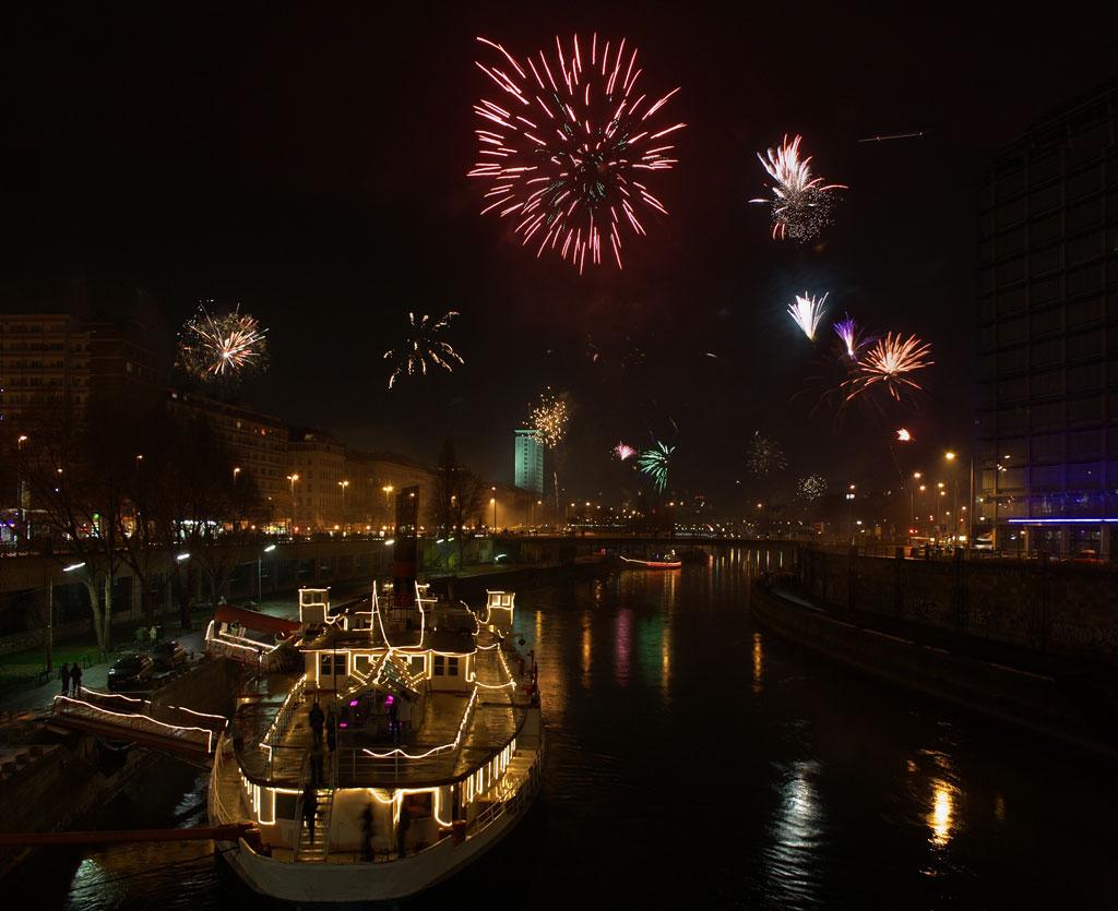 Proiectarea si organizarea de focuri de artificii